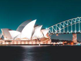 Spreekbeurt over het Opera House in Sydney