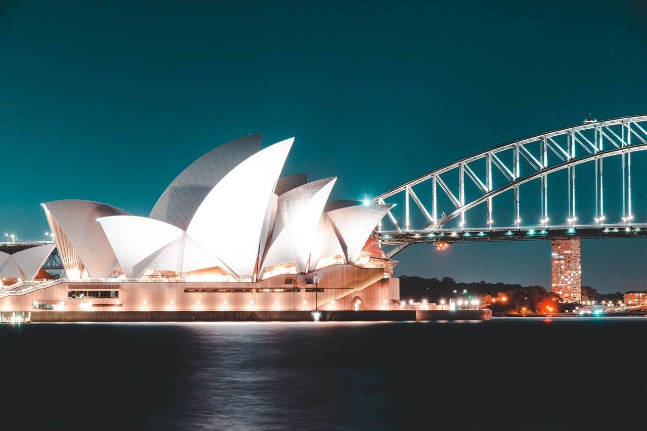 Spreekbeurt over het Opera House in Sydney