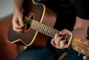 spreekbeurt gitaar