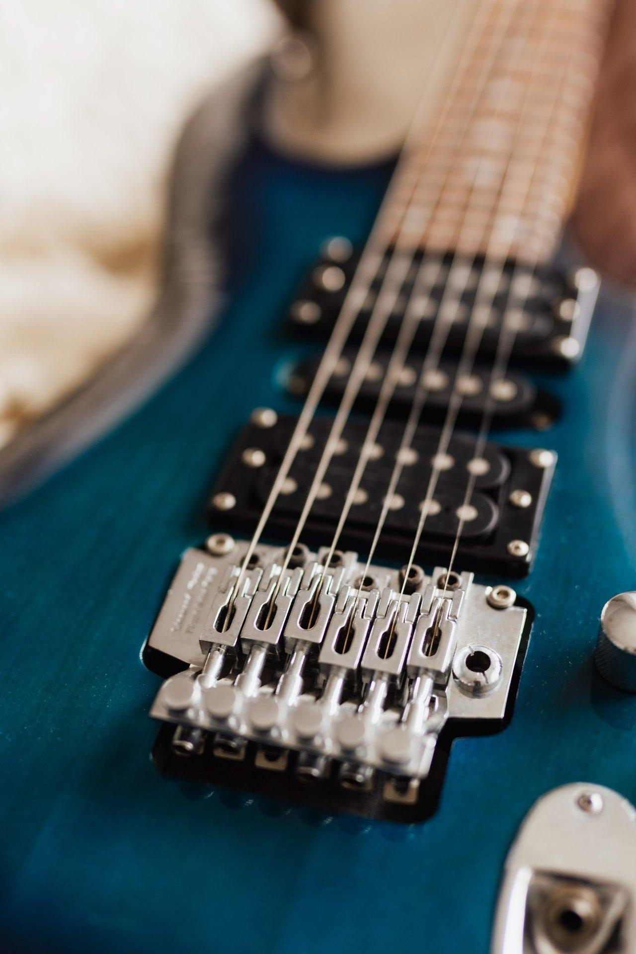 spreekbeurt over gitaren