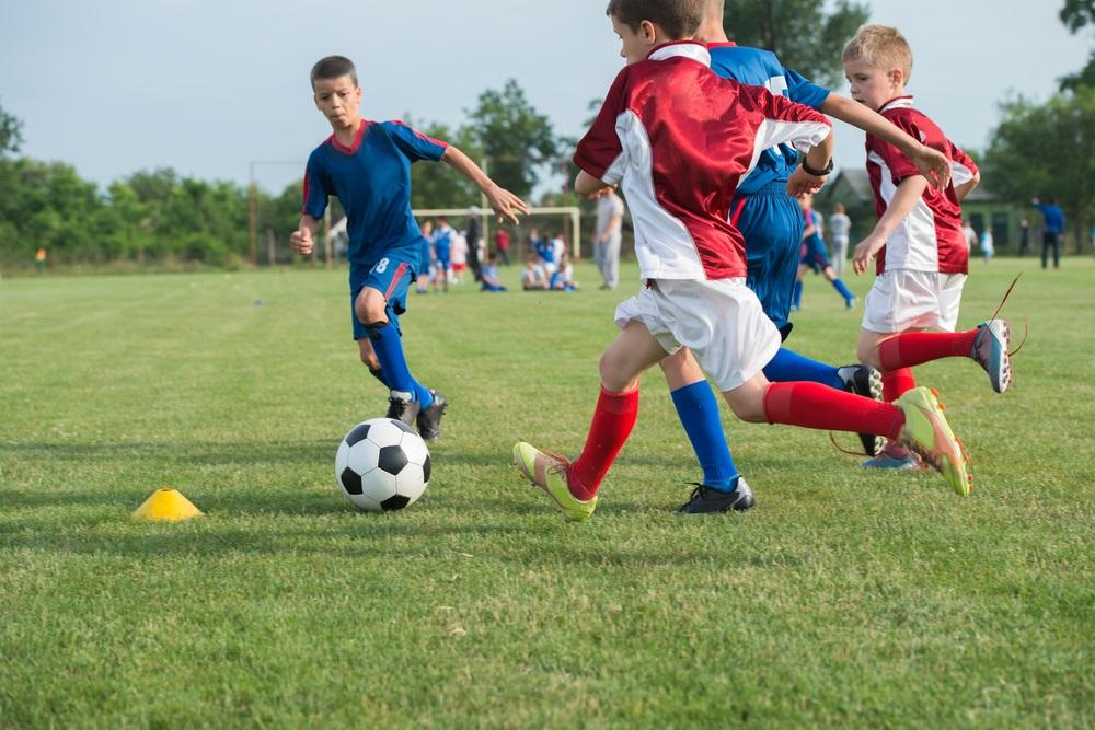 werkstuk voetbal