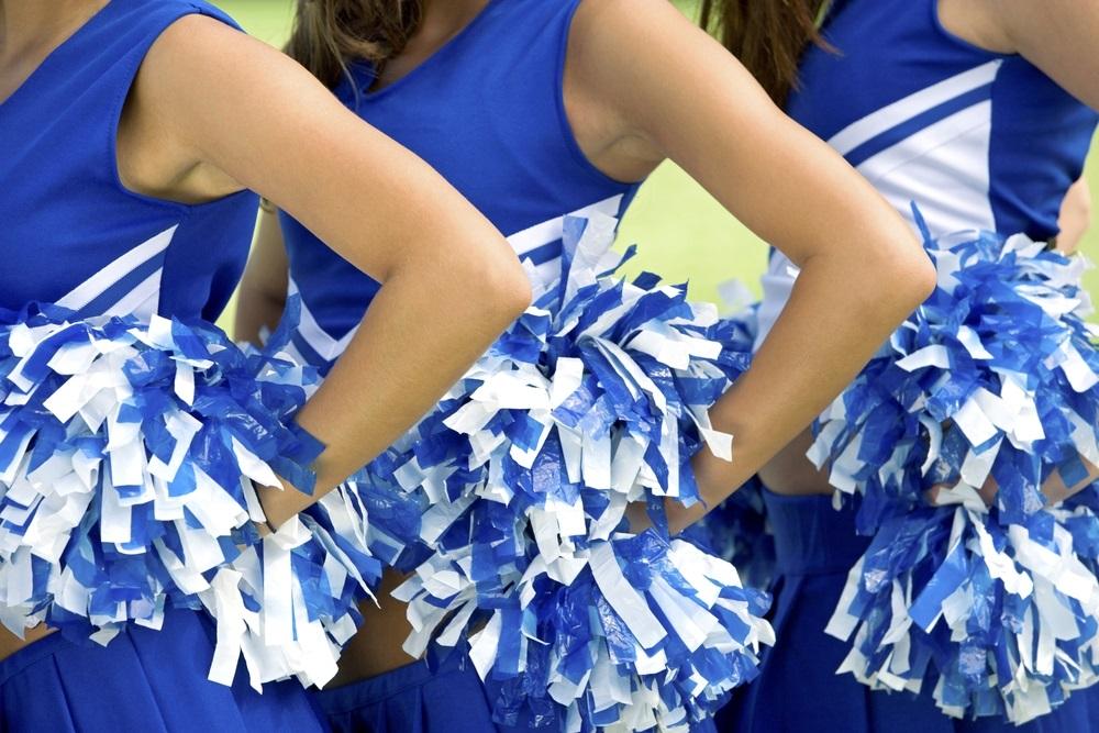 spreekbeurt over cheerleading