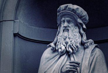 Spreekbeurt over Leonardo da Vinci