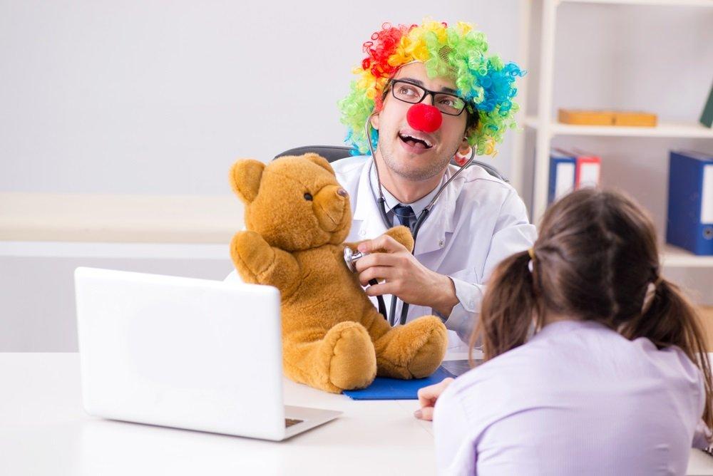 spreekbeurt over cliniclowns