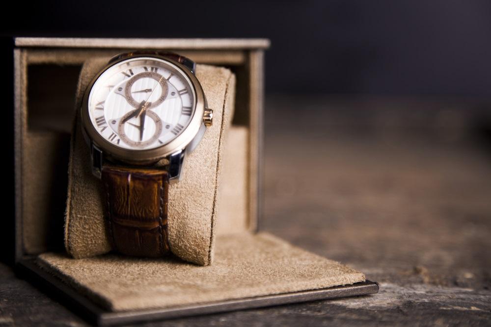 horloge spreekbeurt