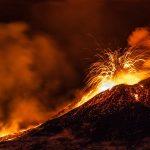 spreekbeurt over vulkanen