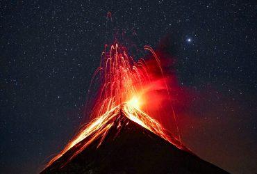 Vulkaanuitbarstingen
