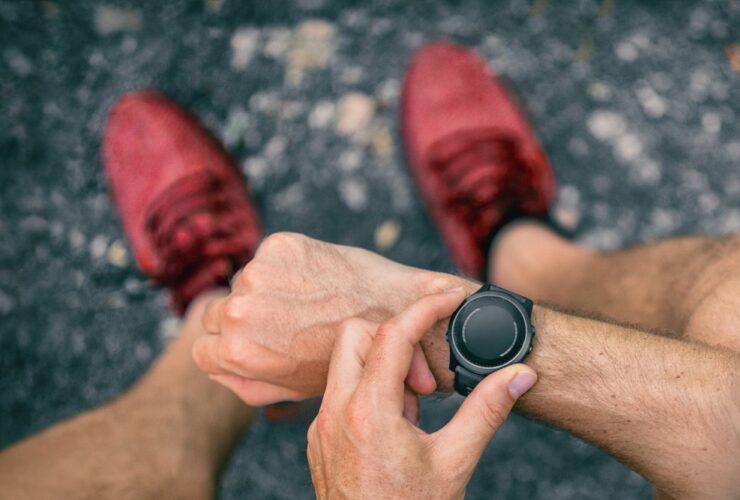 Spreekbeurt over de smartwatch
